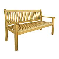 Деревянная скамейка Finlay (13177)