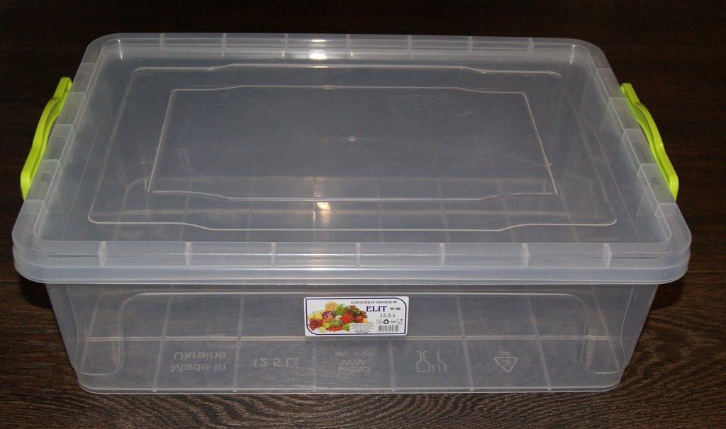 Контейнер пищевой Elit 12,5 л