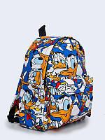 Прикольный рюкзак Donald Duck с мультипликационным персонажем.