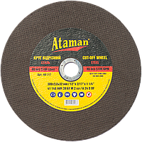 Круг отрезной ATAMAN 41 14А 300 3,0 32
