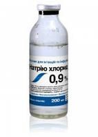 Натрия хлорид 0,9% 200 мл