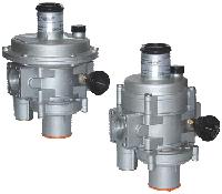 Регуляторы давления газа MADAS FRG/2MBCZ и FRG/2MBZ