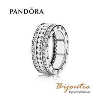 Pandora кольцо  ВСЕГДА С PANDORA № 190962CZ серебро 925 Пандора оригинал