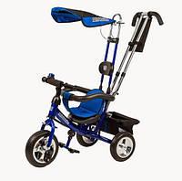 Велосипед 3-х колесный MiniTrike LT950, синий