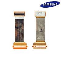 Шлейф для Samsung D880/D888, межплатный, с компонентами (оригинал)