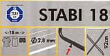 Сушка для білизни підлогова Eurogold Stabi 0503M, фото 4