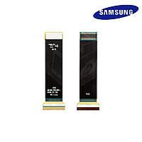 Шлейф для Samsung E250i / E251, межплатный, с компонентами, оригинал