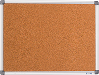 Доска пробковая 45х60 см, алюм. рамка BM.0016