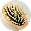 Расческа массажная, деревянная DAGG W9024