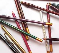 Контурные карандаши для губ и глаз Lonvine Milan Extra Waterproof (Лонвин Милан Экстра Вотерпруф)