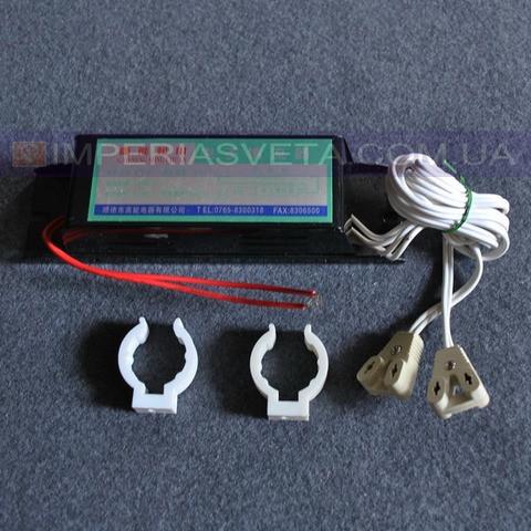 Электронный балласт, пускатель для люминесцентных ламп IMPERIA 1*40w LUX-62113