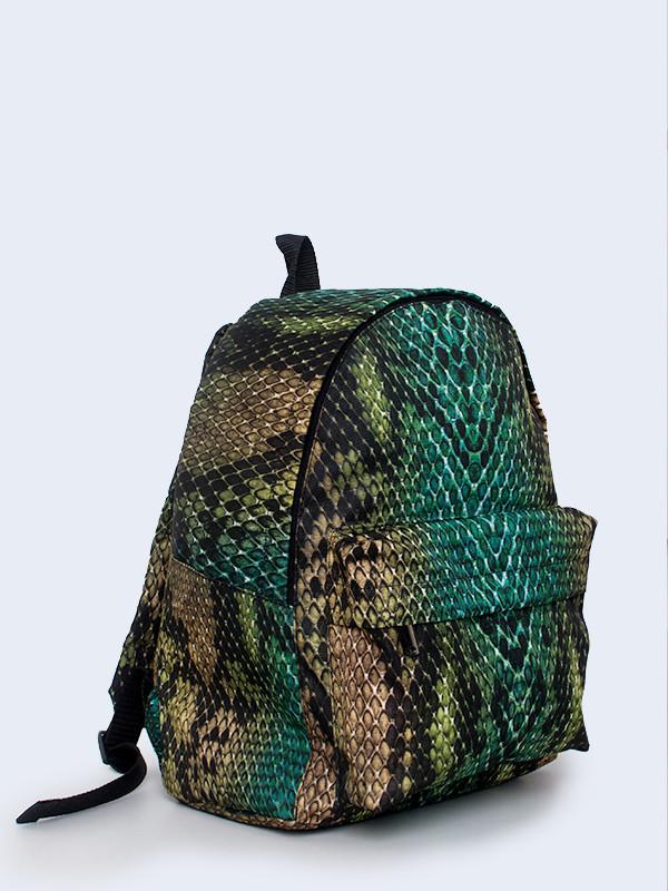 35d3268a7b6b Креативный рюкзак Змеиная кожа с ярким 3D-рисунком., цена 650 грн., купить  в Киеве — Prom.ua (ID#270114172)