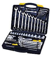 Набор инструментов 77 предметов MasterTool 78-5077