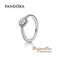 Pandora кольцо БЕЗУПРЕЧНАЯ ЭЛЕГАНТНОСЬ №190946CZ серебро 925 Пандора оригинал