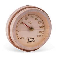 Термометр круглый Sawo 175-T