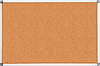 Дошка пробкова 60х90 см, алюм. рамка BM.0017