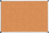 Доска пробковая 60х90 см, алюм. рамка BM.0017