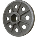 Колесо опорное чертеж №1080.33.32 (запчасти к экскаваторам ЭКГ-4,6, ЭКГ-5, ЭКГ-5А)