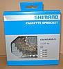 Кассета: Shimano cs-hg 400-9  11-32t (9 speed)