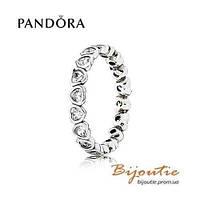 Pandora кольцо НАВСЕГДА  №190897CZ серебро 925 Пандора оригинал