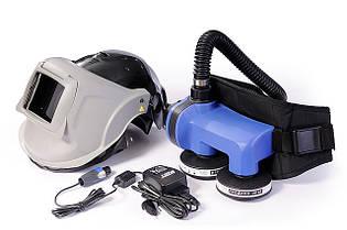 Шлем FH61 с турбоблоком Proflow 2 SC 160