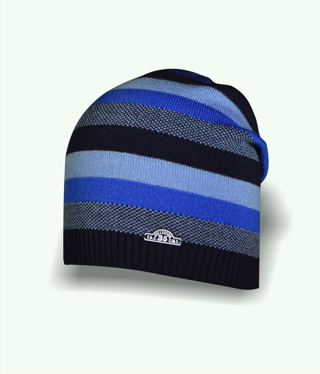 вязаная шапка для мальчика Fs цена 44 грн купить в харькове
