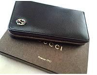 Мужской кошелек Gucci (138026) brown