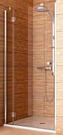 Душевая дверь AQUAFORM SOL DE LUXE 103-06062, левостороняя (80 см)
