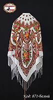 Женский павлопосадский платок Виталина