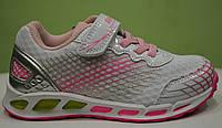Легкие дышащие кроссовки для девочки, фото 1