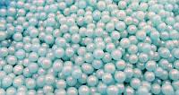 """Посыпка сахарная для кондитерских изделий """"Жемчуг голубой перламутровый"""", 3 мм, 20 г"""