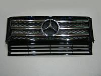 Решетка радиатора на Mercedes-Benz G-class W463