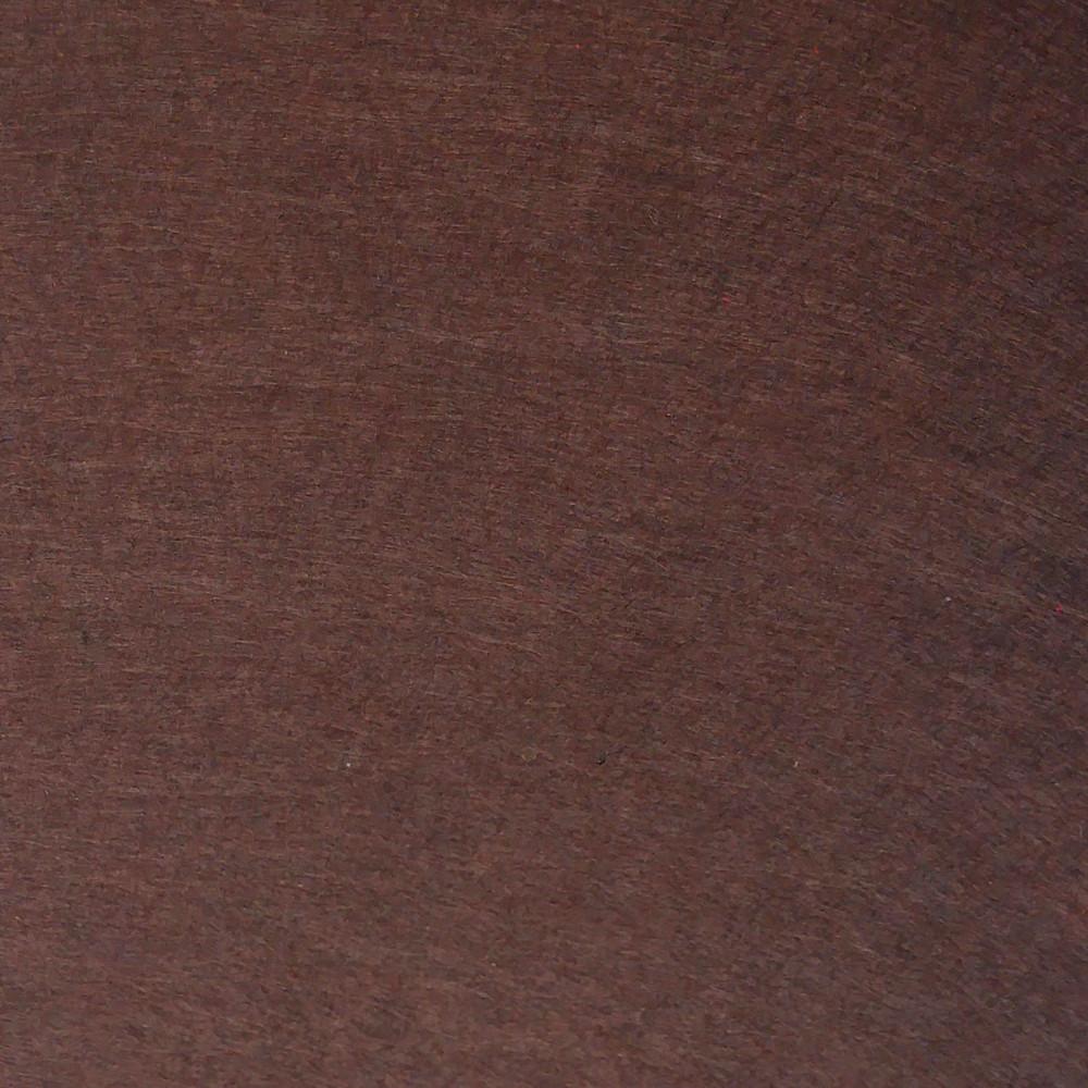 Фетр жесткий 3 мм, 50x33 см, ТЕМНО-КОРИЧНЕВЫЙ