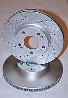 Тормозной диск передний  DAEWOO LANOS/NEXIA/ESPERO