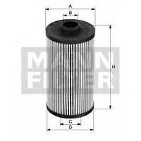 Фильтр масляный Mann HU 1072 x