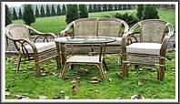 Мебель из ротанга для сада, терассы, фото 1