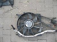 Вентилятор радиатора Opel Astra 2