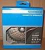 Велосипедная кассета  Shimano Deore xt cs-m 8000 -11  11-42t (11 speed)