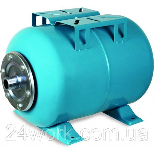 Гидроаккумуляторный бак Aquatica 24 л горизонтальный