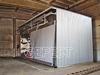 GEFEST DKB - «бюджетна» серія енергоефективних сушильних камер для якісного сушіння деревини.