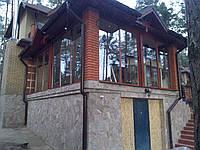 Окна для террасы