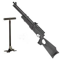 Пневматическая винтовка Hatsan AT44PA + Насос высокого давления Hatsan