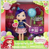 Кукла Шарлотта Земляничка серии Ягодный праздник Вишенка 15 см, с ароматом, аксессуары