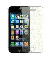 """Пленка двухсторонняя для iPhone5 """"НОСО Golden Diamond Filmset"""", фото 1"""