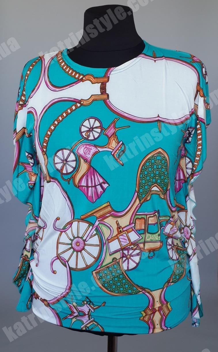 Женская блуза модного дизайна
