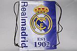 """Сумка мешок-рюкзак """"ALLPRINT"""" """"Реал Мадрид"""", фото 4"""