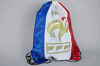 """Сумка мешок-рюкзак """"ALLPRINT"""" """"сб Франции"""", фото 1"""