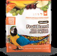 Корм гранулы для попугаев ZuPreem FruitBlend 7.94кг