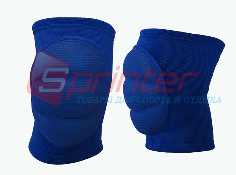 Наколенники волейбольные. Синий. 868