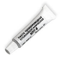 Термопаста КПТ-8 (теплопроводная паста) 17 г в тюбике